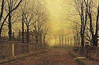 Autumn, grimshaw