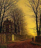 Autumn Gold, grimshaw