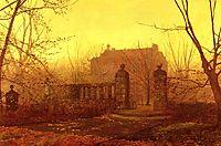 Autumn Morning, grimshaw