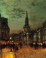 Blackman Street, London, 1885, grimshaw