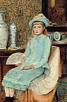 Blue Belle, 1877, grimshaw