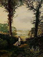 A Burnsall Valley, grimshaw