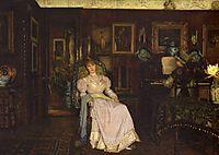 Dulce Domum, 1885, grimshaw