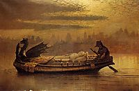 Elaine, 1877, grimshaw