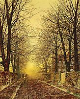 A Golden Country Road, grimshaw