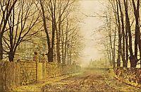 Golden Eve, 1892, grimshaw