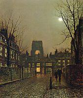 Old Chelsea, grimshaw