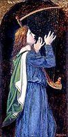 Saint Cecilia, 1862, grimshaw