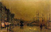 Salthouse Dock, Liverpool, grimshaw