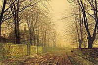 The Sere and Yellow Leaf, grimshaw
