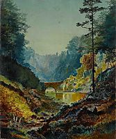 The Seven Arches Adel Woods, grimshaw