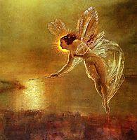 Spirit of the Night, 1879, grimshaw