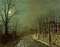 The Trysting Tree, grimshaw