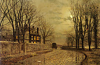 The Turn of the Road, grimshaw