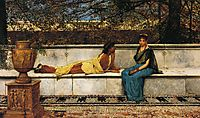 Two Thousand Years Ago, 1878, grimshaw