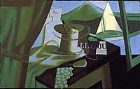 The Bay, 1921, gris