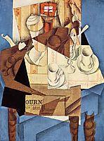 Breakfast, 1914, gris