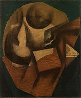 The Glass, 1914, gris