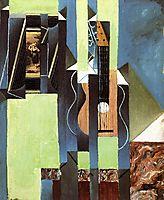 The Guitar, 1913, gris