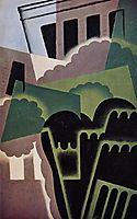Landscape, 1917, gris