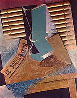 Shutter, 1914, gris