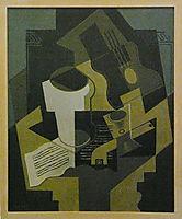 Still life, 1920, gris