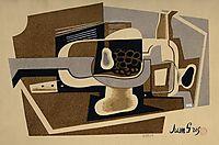 Still life, 1922, gris
