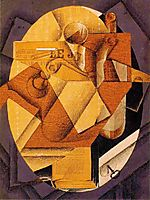 The Table , 1914, gris