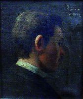 Self-Portrait, 1894, grohar