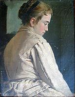 Girl, 1893, grohar