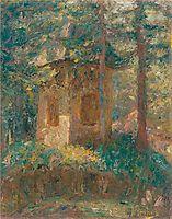 Chapel, 1907, grohar