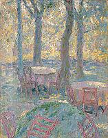 Štemarski Garden, 1907, grohar