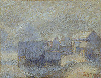 Zimsko jutro, 1911, grohar