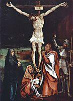 Calvary, 1508, grunewald