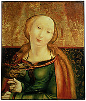 Coburg Panel, c.1500, grunewald