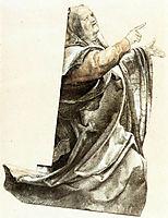 Complaining Pharisee, 1511, grunewald