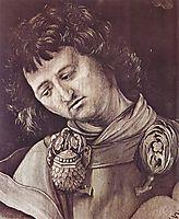 Heller Altarpiece (detail), c.1511, grunewald