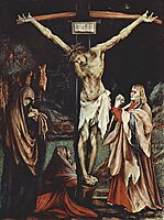 The Small Crucifixion, c.1510, grunewald