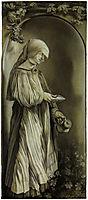 St. Elizabeth of Hungary, 1511, grunewald
