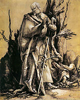 St. John in the Forest, 1515, grunewald