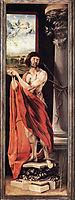 St. Sebastian, c.1515, grunewald