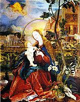 The Stuppach Madonna, c.1519, grunewald