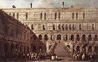 The Coronation of the Doge, 1770, guardi