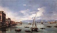 The Lagoon from the Fondamenta Nuove, 1759, guardi