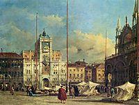 Piazza San Marco, Venice, c.1770, guardi