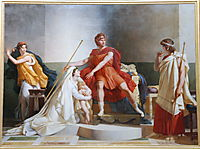 Andromache and Pyrrhus, 1810, guerin