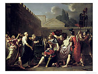 The Death of Brutus, 1793, guerin