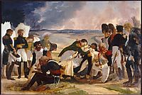 Death of Marshal Lannes, Duke of Montebello, 1811, guerin
