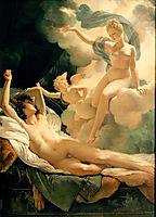 Morpheus and Iris , guerin