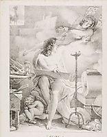 Vigilant  One, 1816, guerin